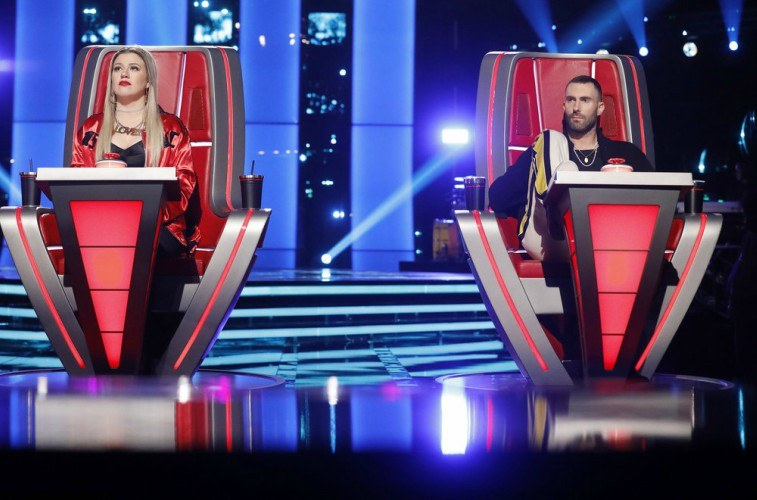 The voice celebrity winners