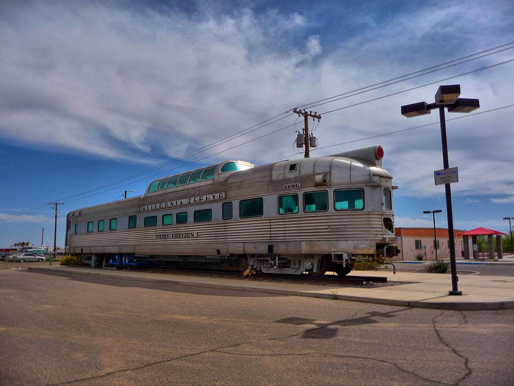 Ugliest train stations in America-Maricopa Arizona