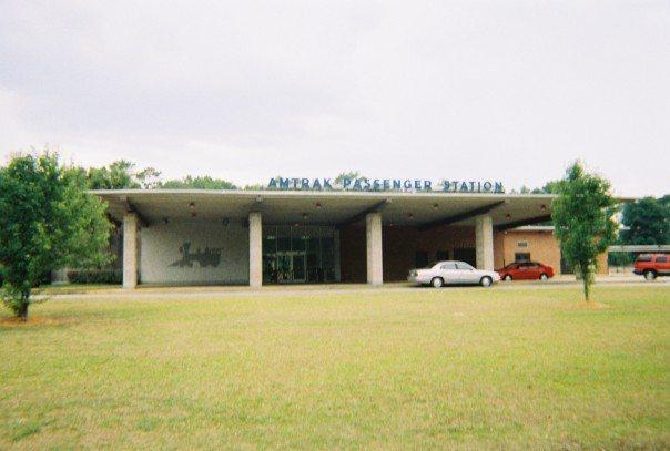 Ugliest train stations-Savannah, Georgia