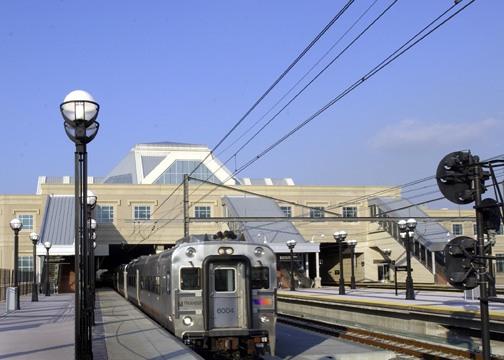 Ugliest train stations-Secaucus NJ-