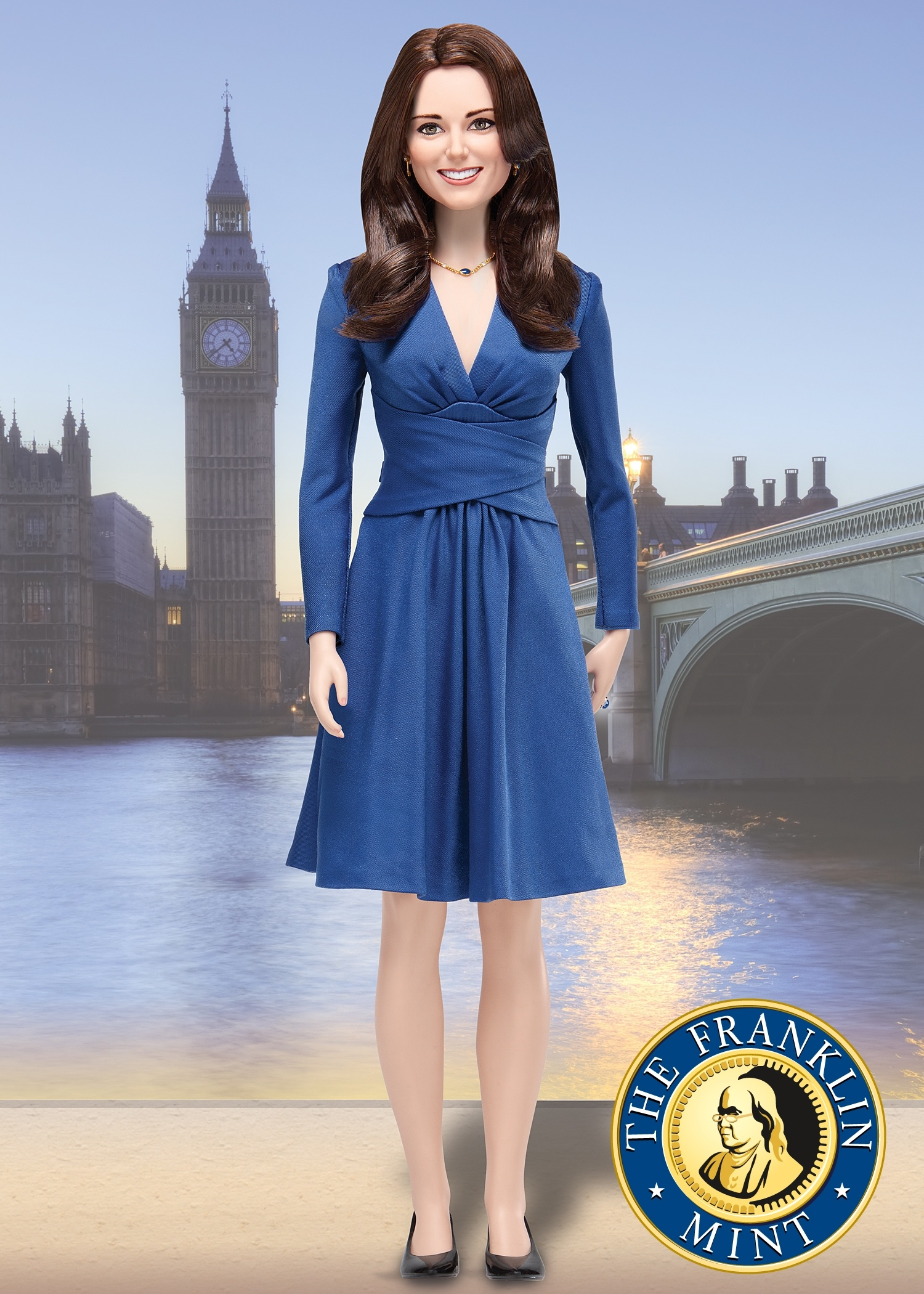The Franklin Mint, Kate Middleton doll