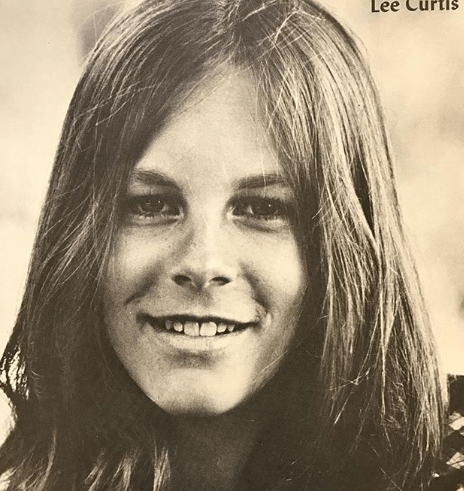 Young Jamie Lee Curtis