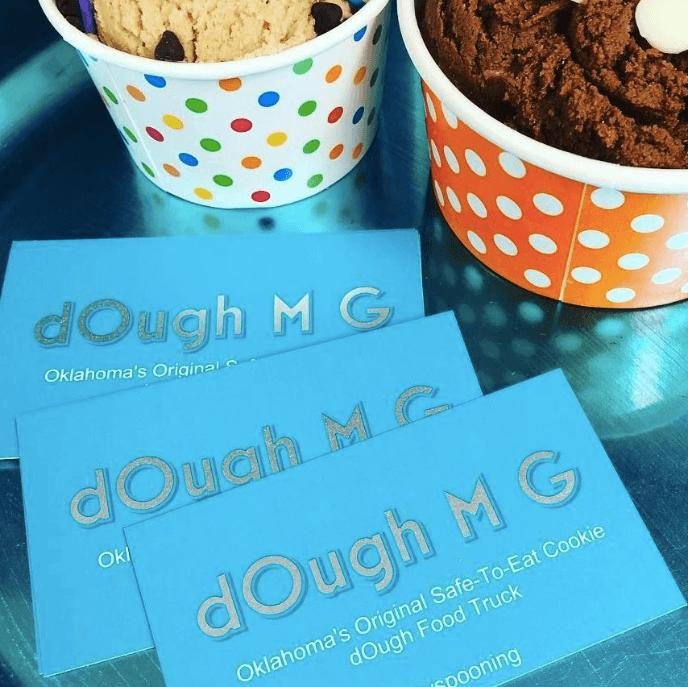 dOugh M G logo