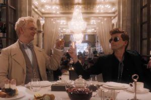 'Good Omens': David Tennant and Michael Sheen Joke About Swapping Roles in the Future