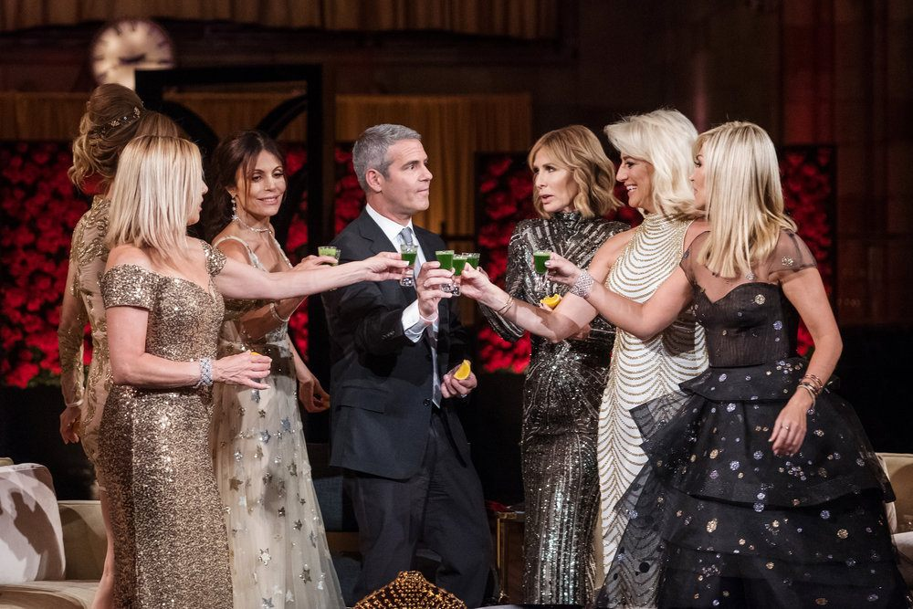 'The Real Housewives of New York City' reunion with Andy Cohen