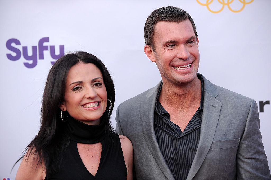 Jenni Pulos and Jeff Lewis