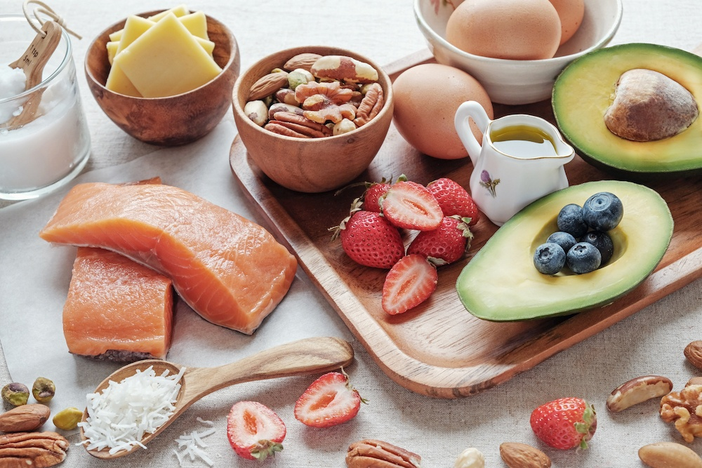 keto diet and blood presure