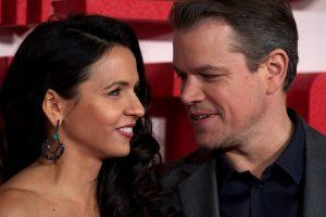 Who is Luciana Barroso? Here's What We Know About Matt Damon's Wife