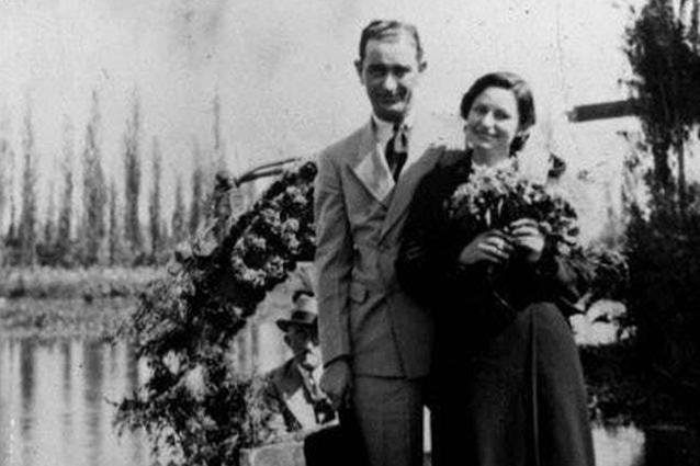 Lyndon and Lady Bird Johnson