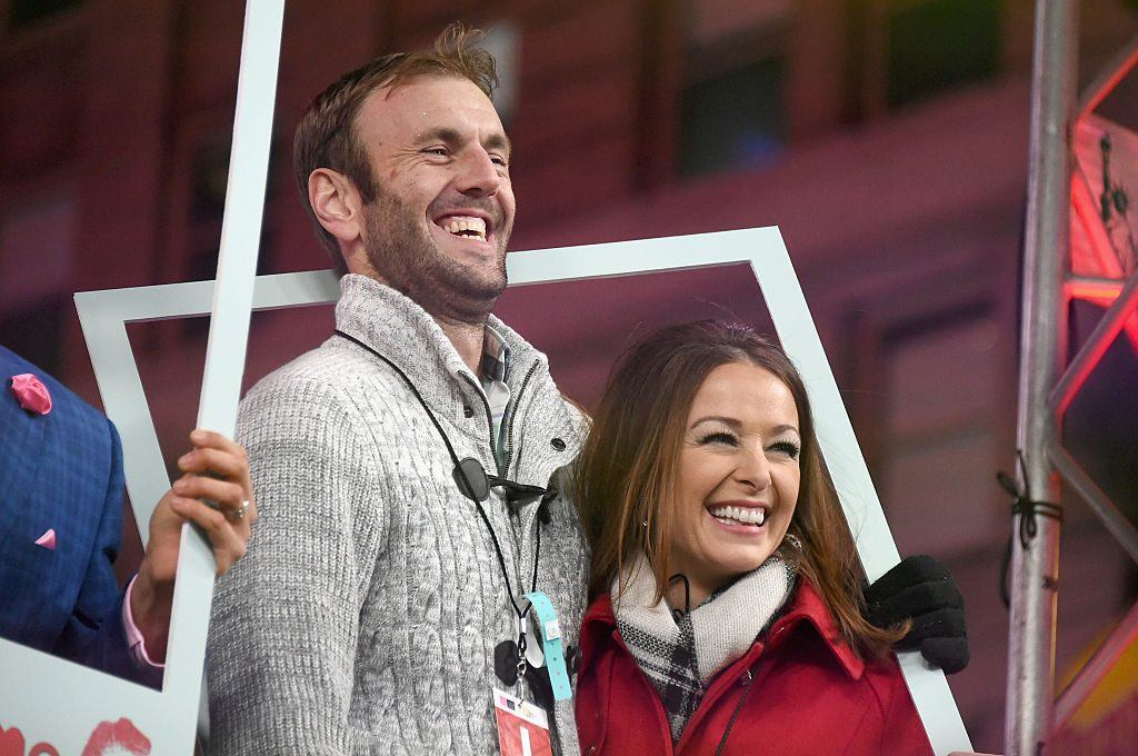 Doug Hehner (L) and Jamie Otis of Married At First Sight,