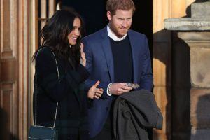 What Do Prince Harry and Meghan Markle Do for New Year's Eve?