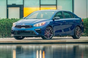 2020 Kia Forte GT: A Close Look at the 201-Horsepower Turbo Model