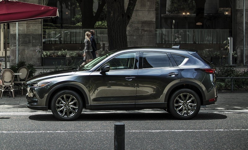 What S New In The Mazda Cx 5 For The 2019 Model Year