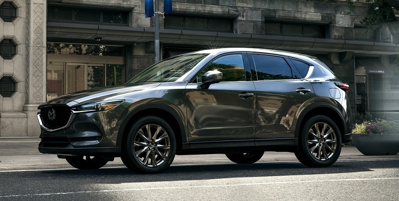 what 39 s new in the mazda cx 5 for the 2019 model year. Black Bedroom Furniture Sets. Home Design Ideas