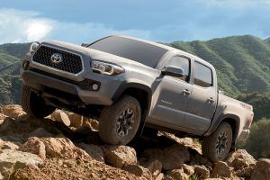 What's New in the Toyota Tacoma for the 2019 Model Year