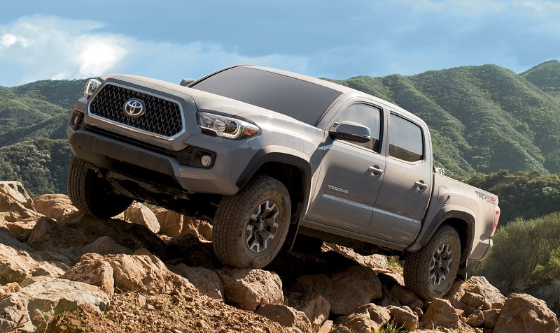 What S New In The Toyota Tacoma For The 2019 Model Year