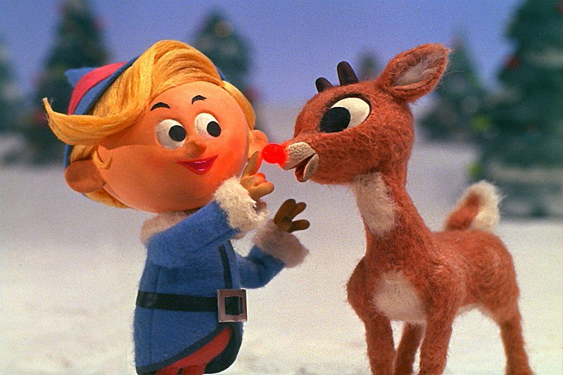 Rudolph and Hermey