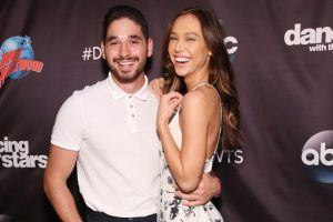 'Dancing with the Stars': Are Alexis Ren and Alan Bersten Really Dating?