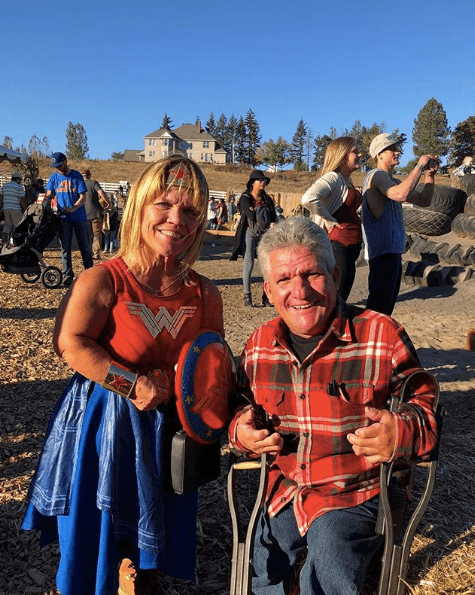Amy and Matt Roloff