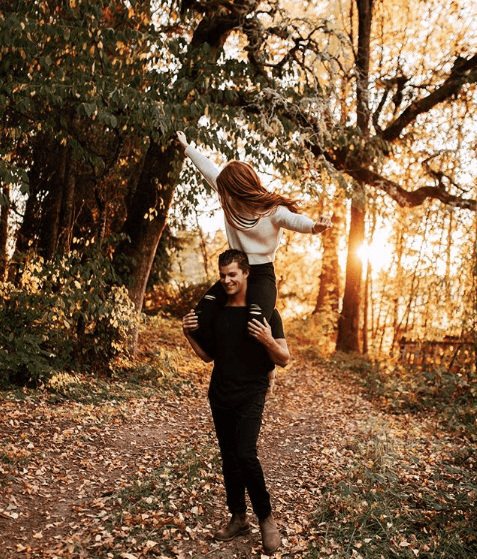 Audrey and Jeremy Roloff