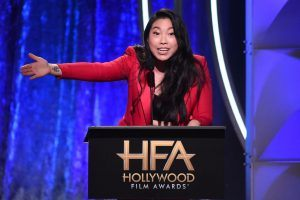 'Crazy Rich Asians' Star Awkwafina Is Getting Her Own Show on Comedy Central