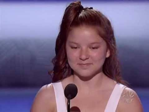 "Bianca Ryan on ""America's Got Talent"""