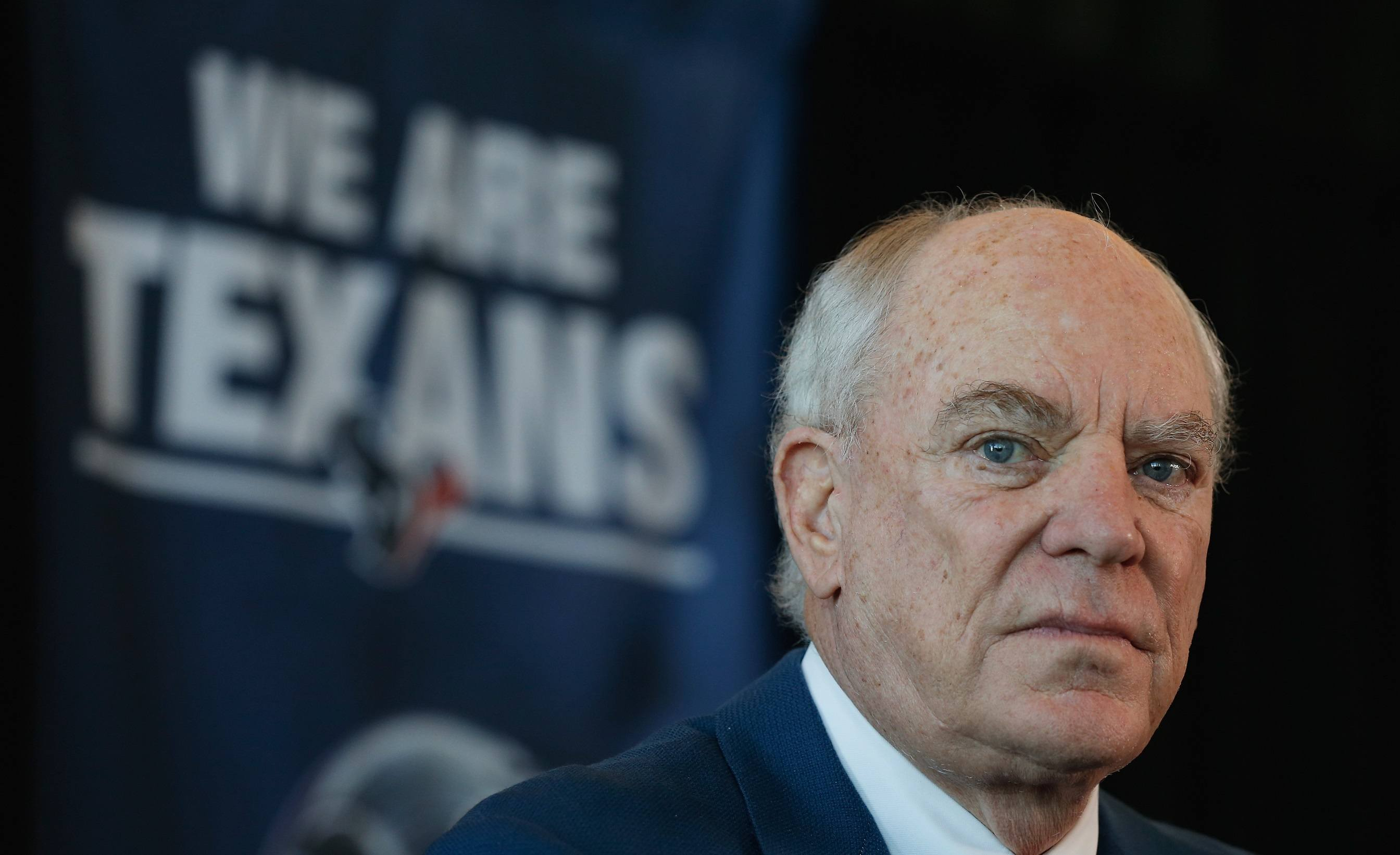 Houston Texans owner Bob McNair