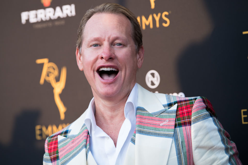 Carson Kressley attends the Television Academy's Performers Peer Group Celebration at NeueHouse Hollywood on August 20, 2018 in Los Angeles, California.