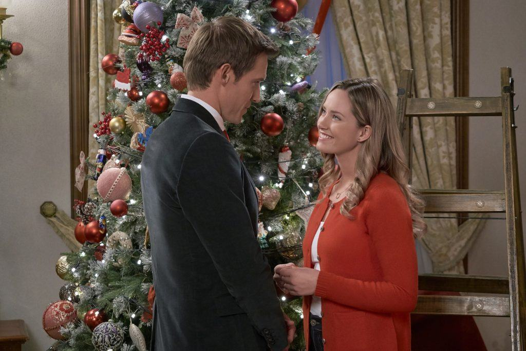 What New Hallmark Christmas Movies Are Airing in 2018?