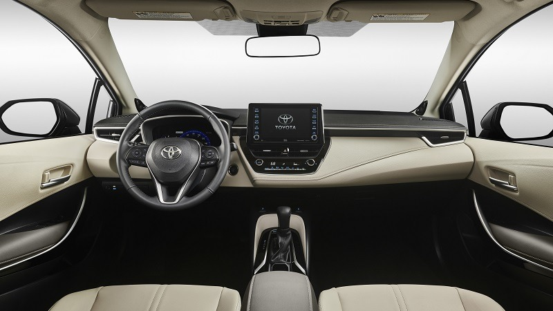 Toyota launches all-new 2019 Corolla sedan based on GA-C platform