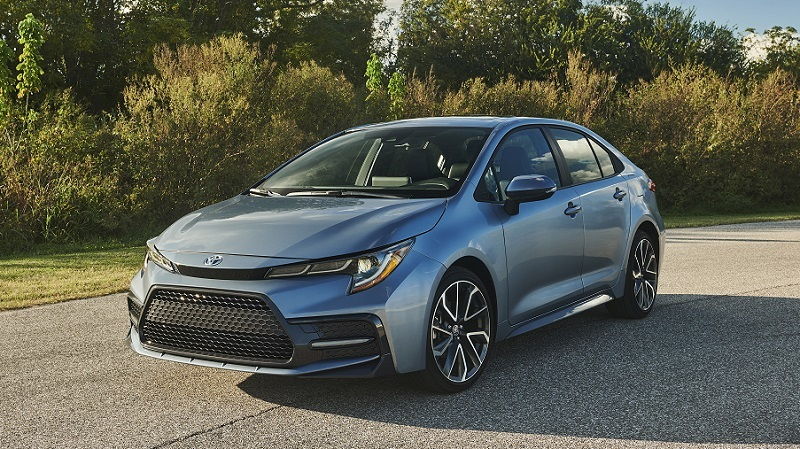 Meet the new Toyota Corolla