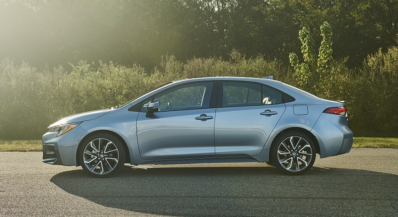 The New Toyota Corolla Sedan Is Surprisingly Cool