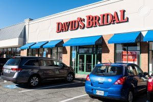 David's Bridal Is Filing for Bankruptcy. Will You Be Able to Get Your Wedding Dress?