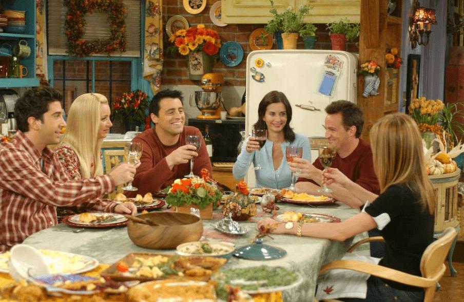 Friends Thanksgiving