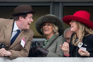 The Real Reason Camilla Parker Bowles' Children Don't Have Royal Titles