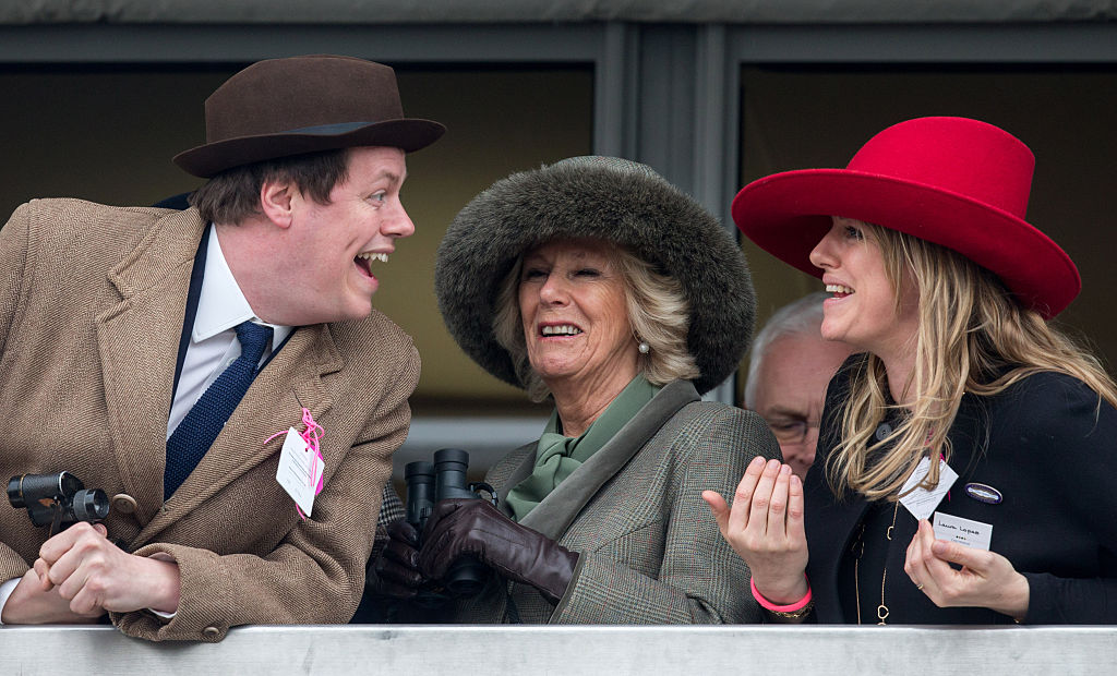 Tom Parker Bowles, Camilla, Laura Lopes