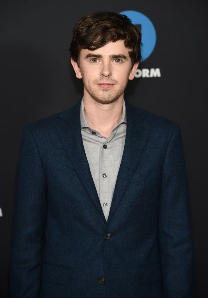 freddie highmore have a twin brother