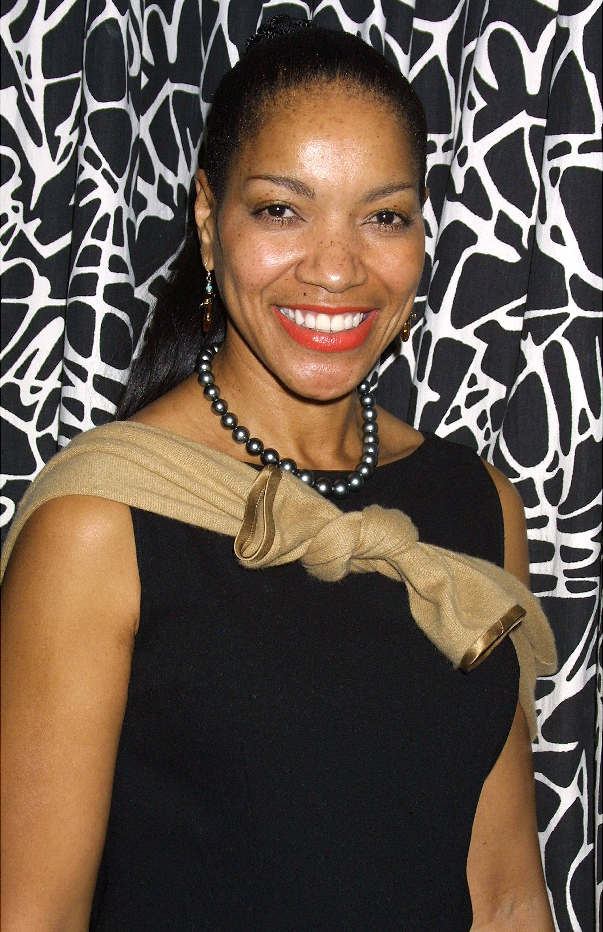 Grace Hightower in 2001.