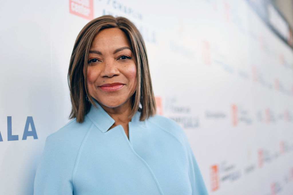 Grace Hightower in 2017, when she was still married to Robert De Niro.