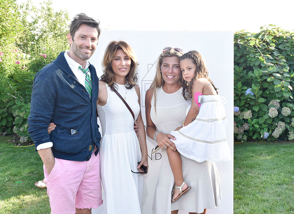 Louis Dowler, Jennifer Esposito, Claudia De Niro