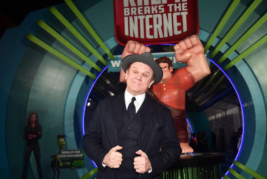 John C. Reilly in Ralph Breaks the Internet