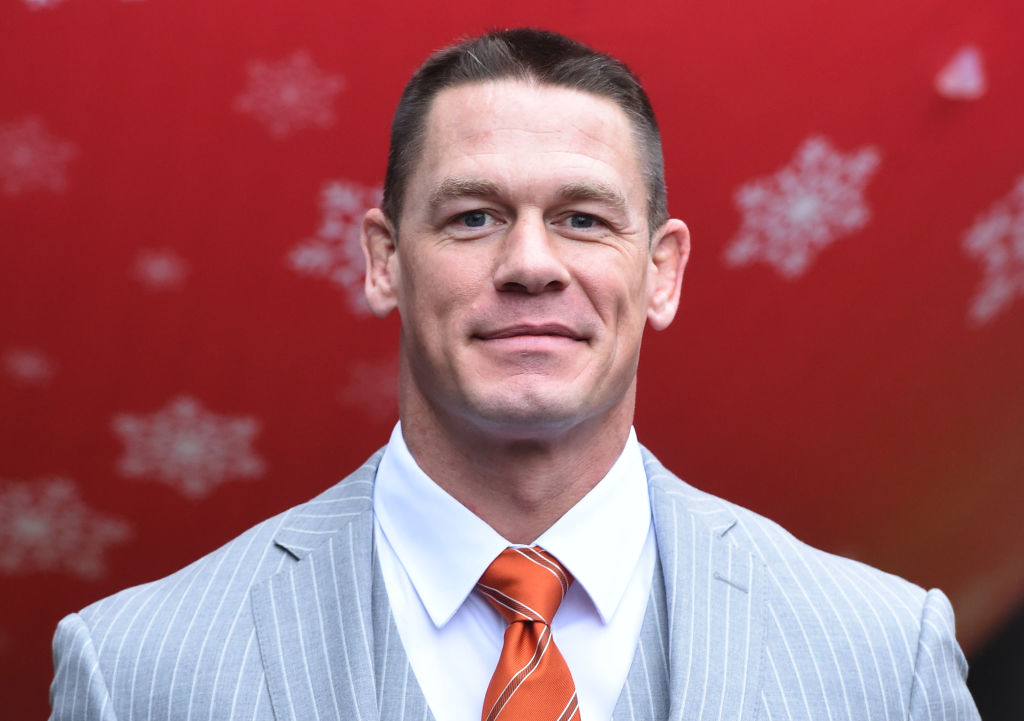 John Cena attends the 'Ferdinand' special screening at BFI Southbank on December 3, 2017 in London, England.