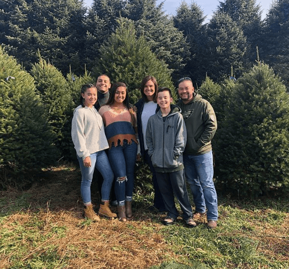 Jon Gosselin Christmas photo