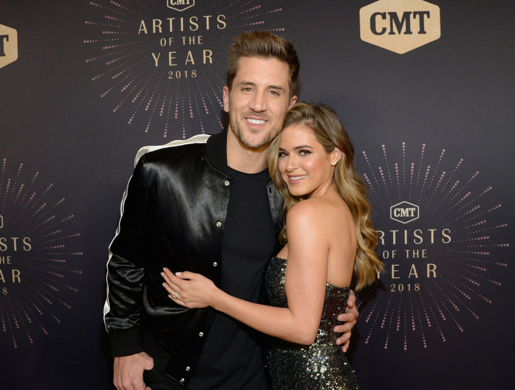 Jordan Rodgers and JoJo Fletcher |
