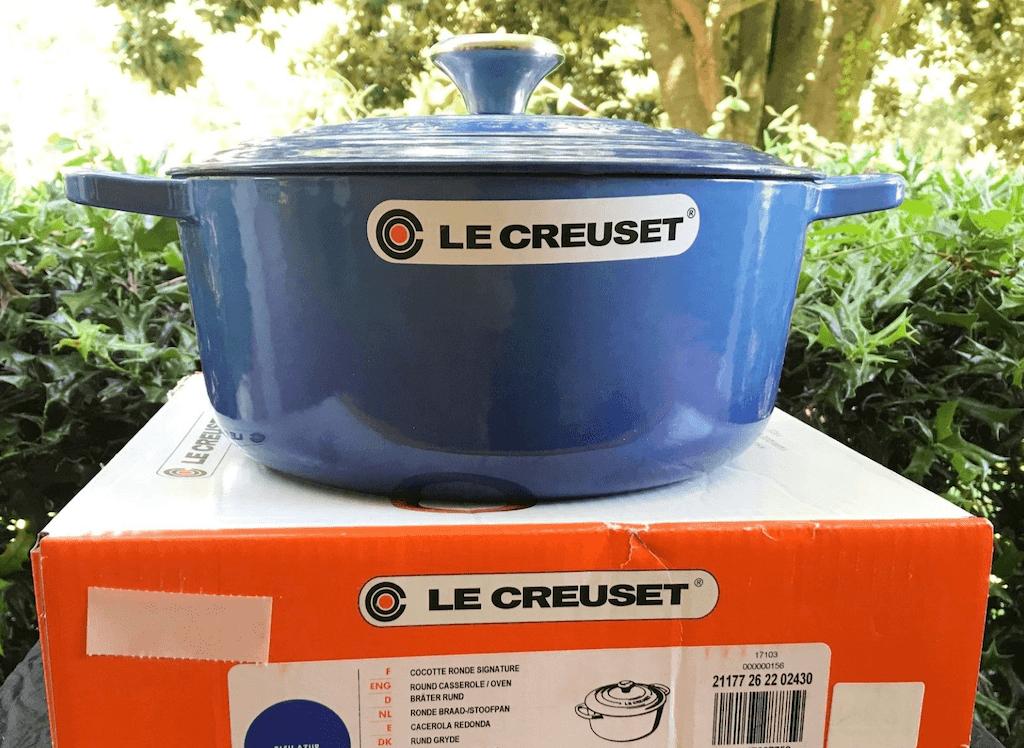 Dutch Oven by Le Creuset