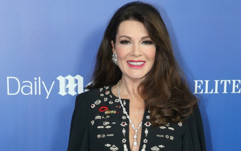 Lisa Vanderpump Walks Red Carpet After RHOBH Exit News