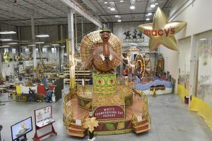 2018 Macy's Thanksgiving Day Parade Floats Guide