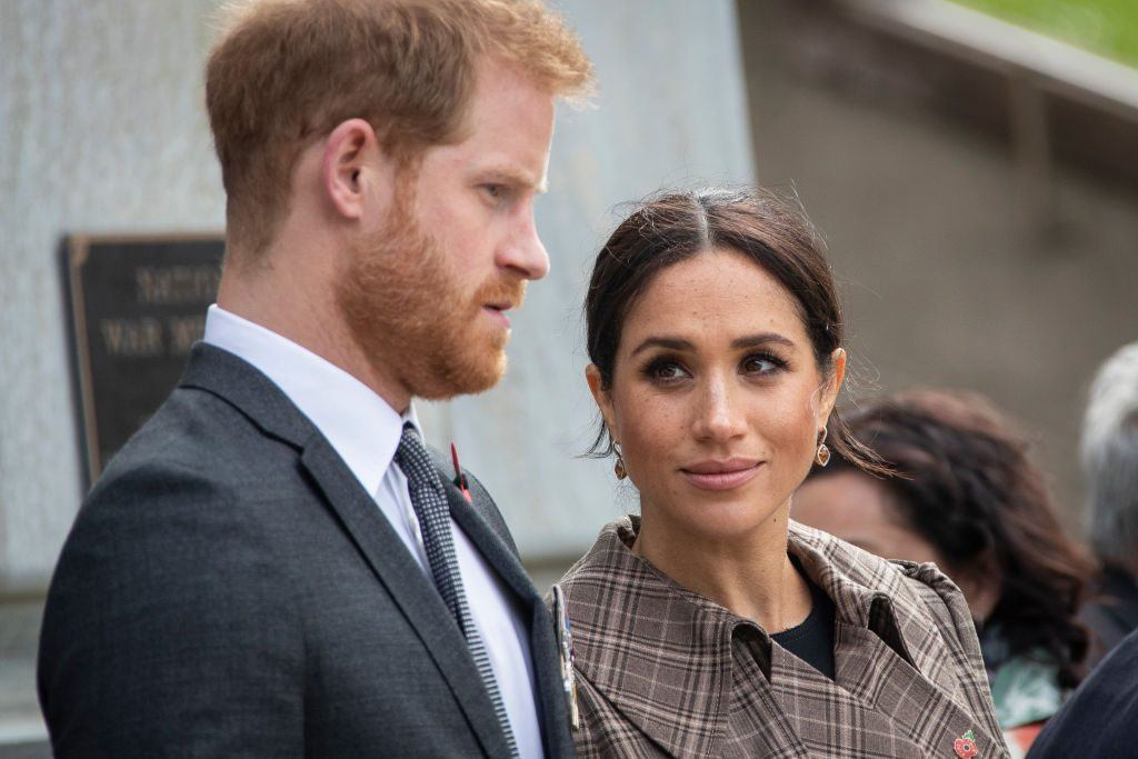 Prince Harry, Duke of Sussex and Meghan