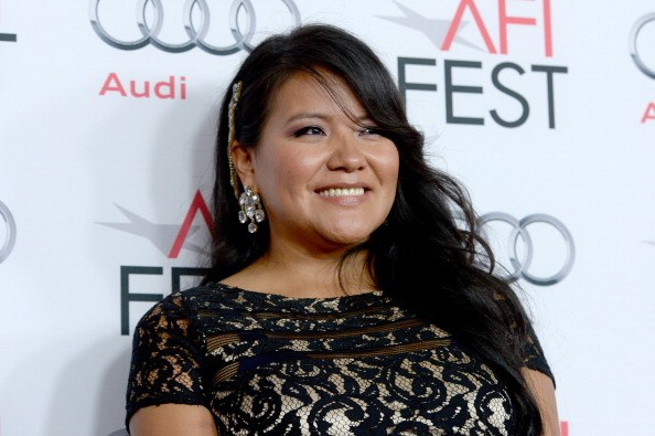 Misty Upham attends The Los Angeles Times Young Hollywood Roundtable during AFI FEST 2013
