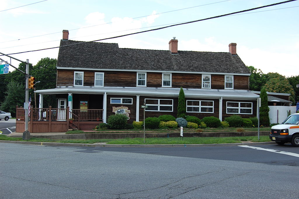 Barnsboro Inn, oldest bars in the U.S.